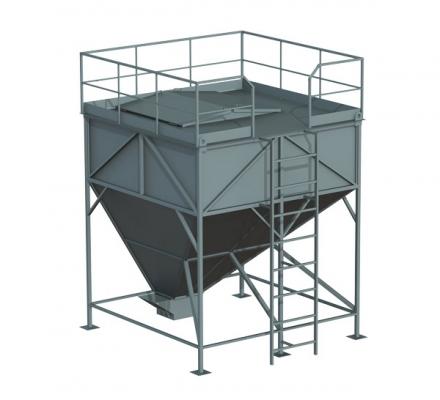 Склад топлива для пеллет СТ-10